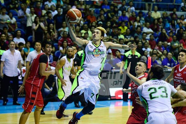 Terrence Romeo rescues GlobalPort from jaws of defeat in OT thriller vs Mahindra