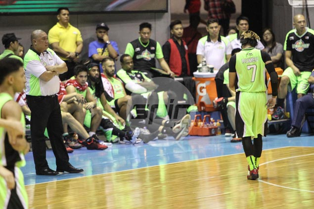 Double whammy for GlobalPort as Terrence Romeo suffers calf injury