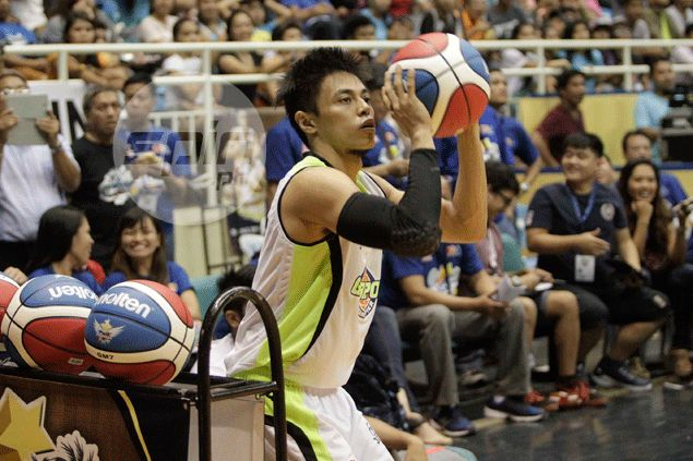 Terrence Romeo is new PBA three-point king after beating James Yap, JC Intal in finals