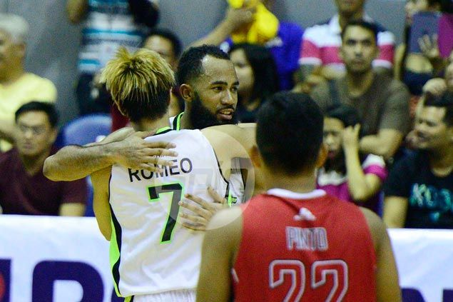 Lucky 13th as Terrence Romeo keeps shooting after missing first 12 three-point tries
