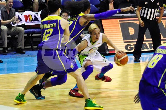 Castro glad to see Gilas teammate Terrence Romeo evolve into a more mature player