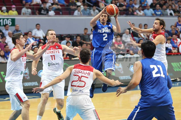 Terrence Romeo says Gilas needs complete focus, discipline to beat teams like Turkey