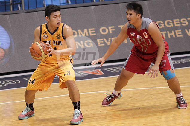 Tey Teodoro finally gets going for Jose Rizal as Heavy Bombers blast Pirates