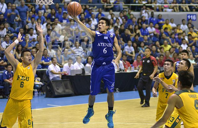 Thirdy Ravena earns praise from coach while playing second fiddle to brother Kiefer