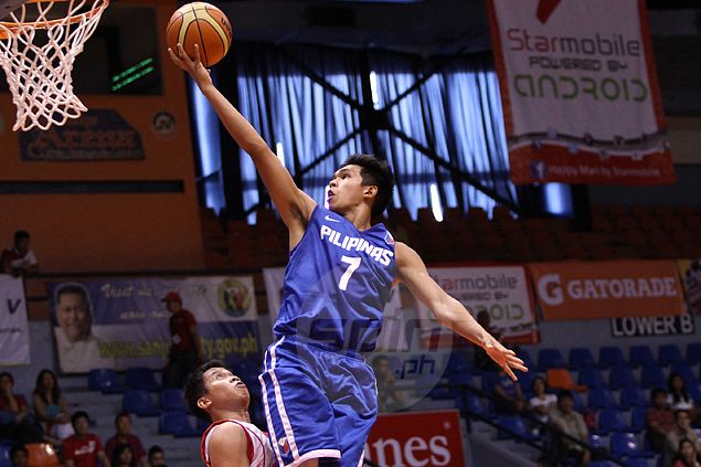 Thirdy Ravena vows to live up to expectations after inclusion in Gilas cadet pool comes under criticism