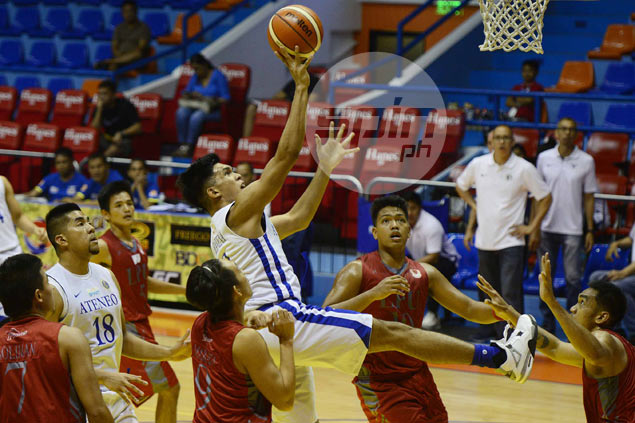 Thirdy Ravena starting to assert self as Ateneo makes it two in a row in Filoil Cup