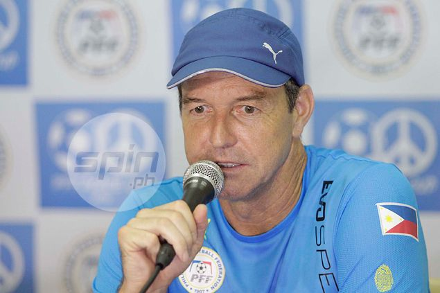 Bridesmaids twice in a row, Azkals hope to sort things out in time for Asean Football Federation Cup