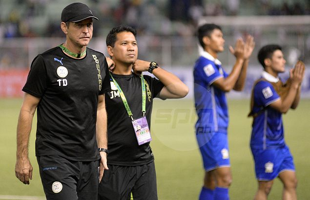 Azkals coach Thomas Dooley inclined to sign fresh two-year deal