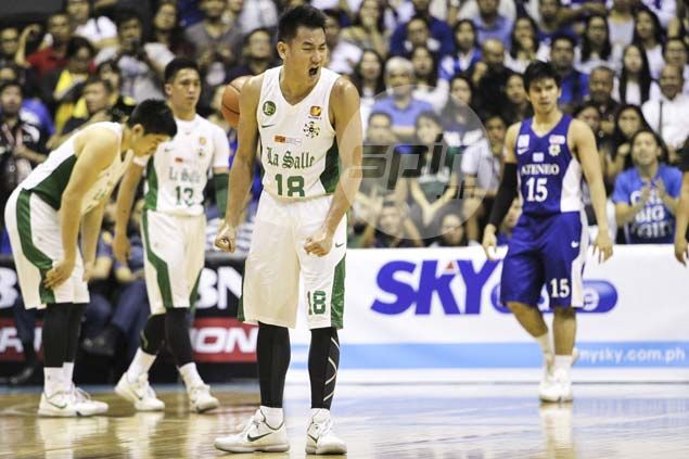 Juno Sauler not doubting Thomas Torres, says misfiring guard will 'start getting it'