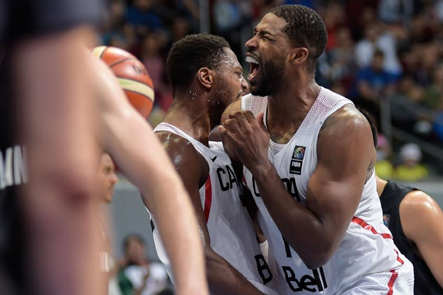 NBA champ Tristan Thompson looks to cap special season with Canada a win away from Olympics