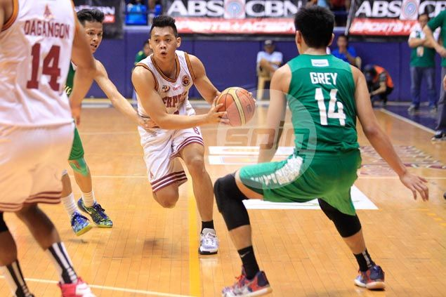 Scottie Thompson notches sixth triple double of season in Perpetual rout of Benilde