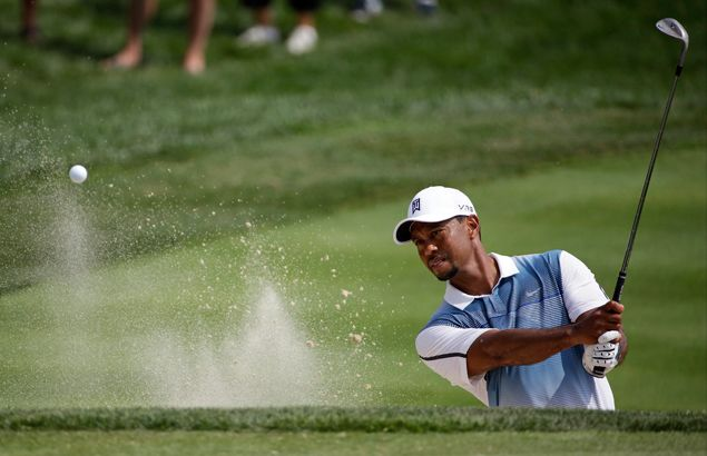 Lost in the Woods: Tiger should 'Wait 'til next year'