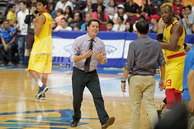 What triggered Tim Cone's post-game rant after Star loss to GlobalPort? Pardo explains