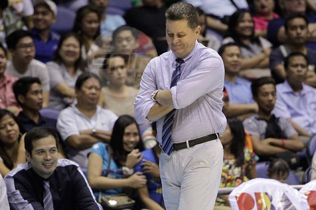 Tim Cone says facing Rain or Shine will be real test for unbeaten Purefoods Hotshots