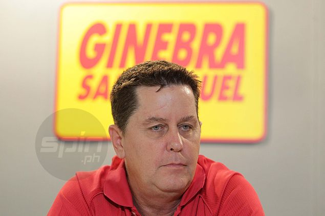 New Ginebra coach Tim Cone says parting with Hotshots the hardest thing to do