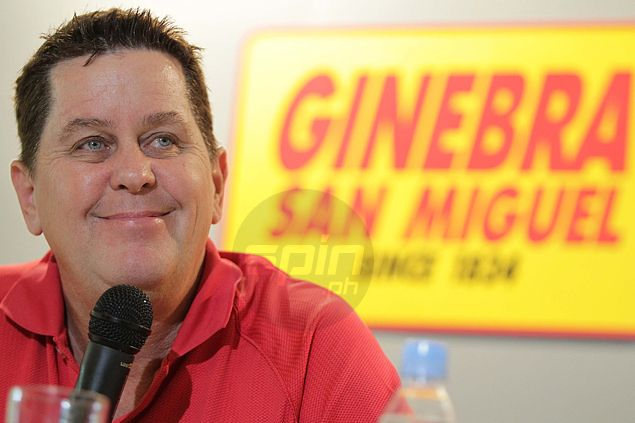 Tim Cone makes vow as he assumes Ginebra coaching job: 'We'll build a team the fans will be proud of'