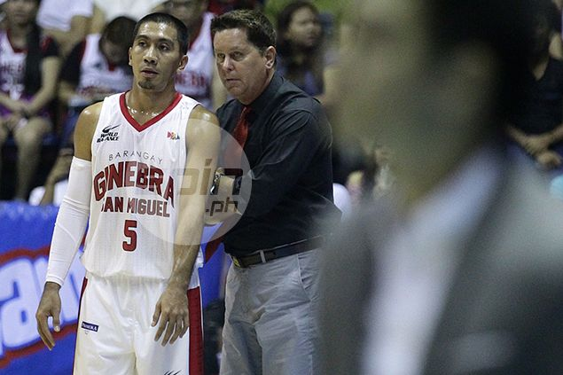 Tim Cone bracing for TNT fightback as LA Tenorio makes Batangas homecoming in Game Two