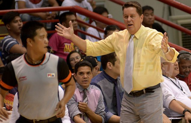 Tim Cone says Purefoods 'ready to climb back to top of mountain' ahead of debut against GlobalPort