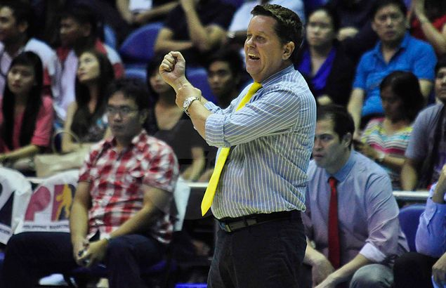 Tim Cone expects big Purefoods response in explosive duel versus San Miguel after 20-point rout against Alaska
