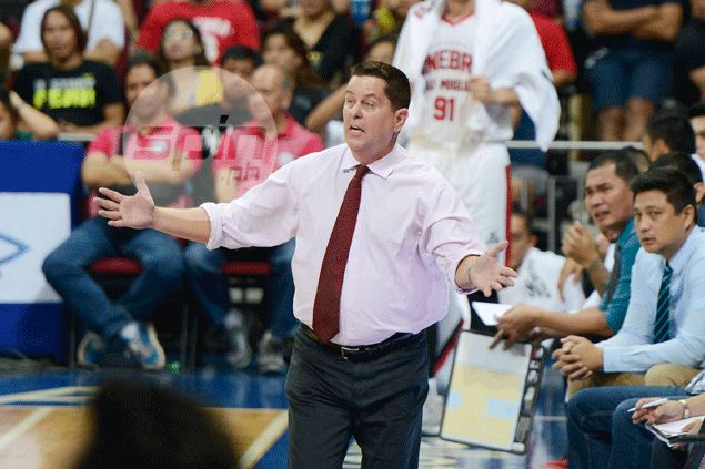 Tim Cone relieved to see Ginebra survive 'ugly second half;' Compton mum on controversial call