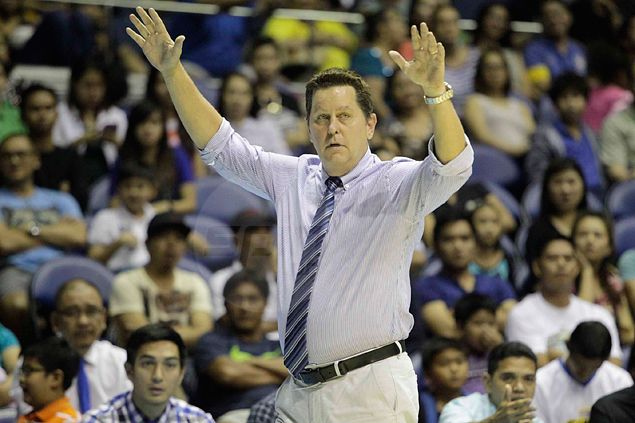 Tim Cone expects big guys Taha, Reavis, and Pennisi to hold the fort as Purefoods awaits import Daniel Orton's availability