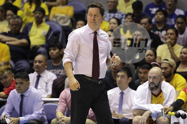 Tim Cone admits move from Star to Ginebra 'possible:' 'I serve at the pleasure of Mr. Ang'