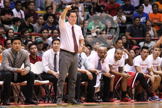 Tim Cone insists Ginebra more concerned about perfecting triangle than getting results