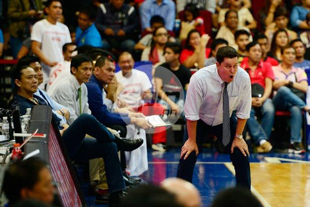 Tim Cone says there's no love lost between Ginebra, Star in Christmas Day face-off