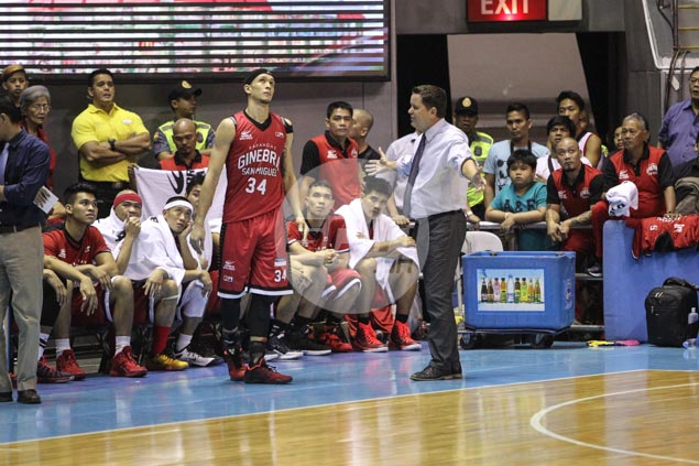 Tim Cone preaches patience, but assures Ginebra will eventually make fans proud