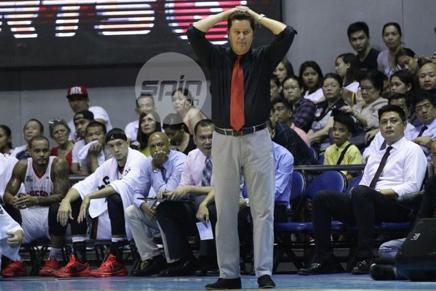 Tim Cone takes on another ex-deputy in Koy Banal as Ginebra battles Barako