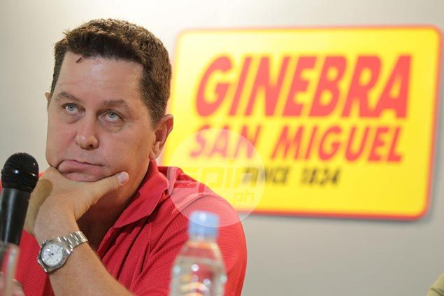 Tim Cone era made to wait as some Ginebra players still on vacation abroad