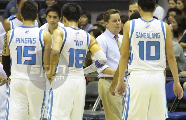 San Mig kicks offseason training into high gear with series of tune-up games in South Korea