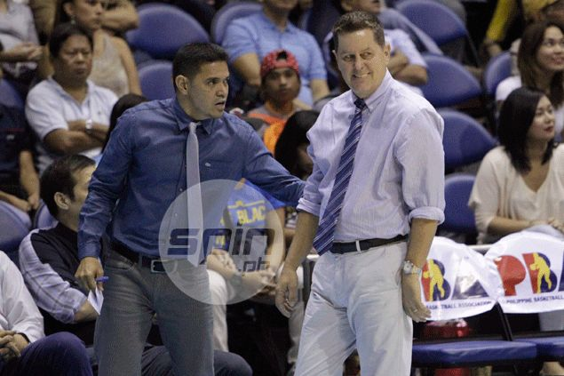 Johnny Abarrientos fumes over 'bad habits' he sees from Purefoods players in tuneup