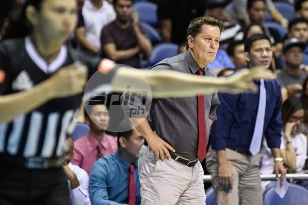 Tim Cone veers away from triangle offense, tries something new with Ginebra