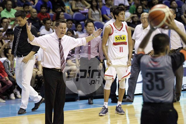Star coach Tim Cone says match against rival Ginebra 'nearly a do-or-die game'