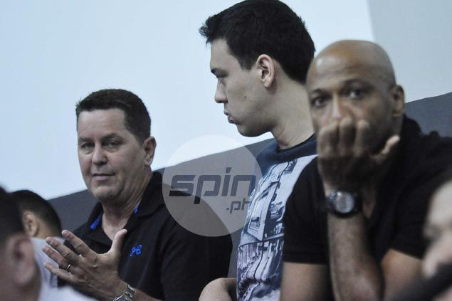 Tim Cone on Slaughter's three-year deal: 'I wish we signed him for 10 years'