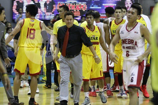 Marc Pingris on beating Ginebra: 'Wala naman kaming kailangang patunayan kay Coach Tim'
