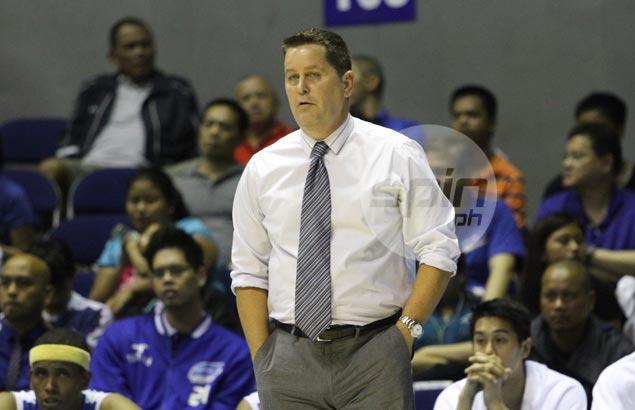 Tim Cone won't be part of any SMC coaching rigodon, assures Pardo