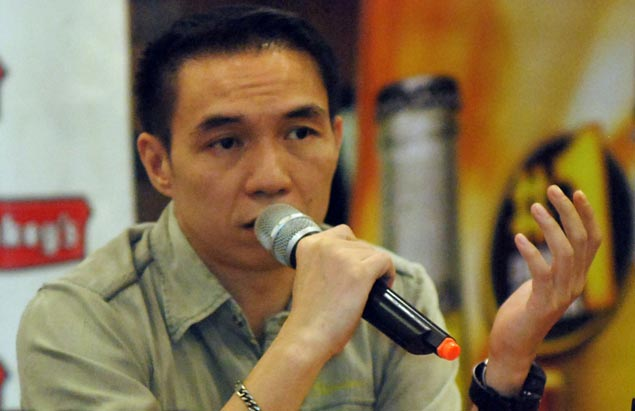 Ting Ledesma withdraws from POC elections, says candidacy for auditor filed without his consent