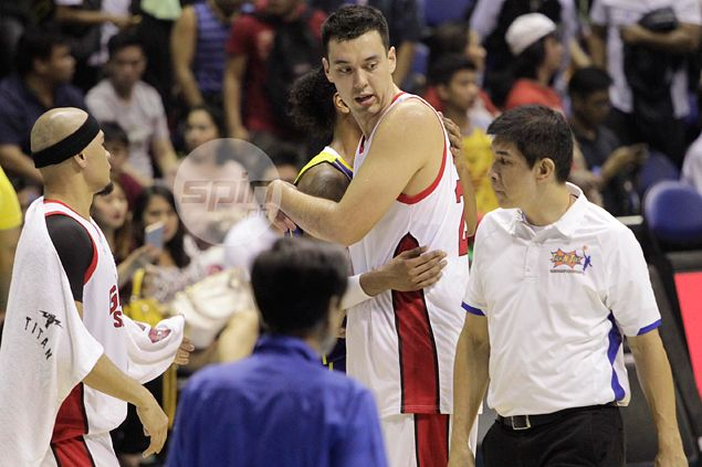 Pressure situations reveal talent-loaded Ginebra remains disjointed, says Greg Slaughter