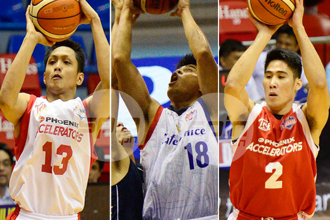 FEU standouts Mike Tolomia, Mac Belo, Carl Bryan Cruz turn rivals in D-League MVP race