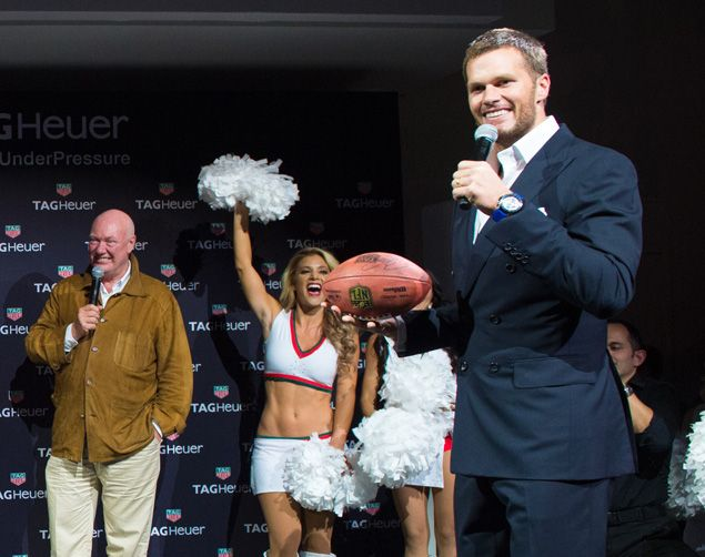 Tom Brady on Deflategate, supermodel wife and his non-endorsement of Donald Trump