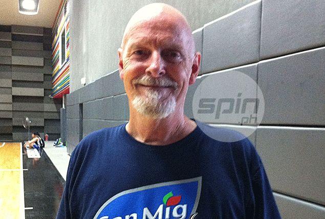Veteran coach Tom Newell heaps praise on San Mig: 'Best team I've been around in 45 years'