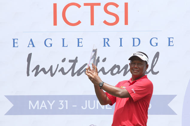 Onyot Lascuna holds off late Japanese charge, clinches another PGT crown at Eagle Ridge