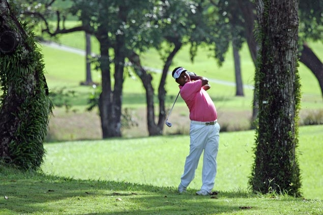 Tony Lascuna six strokes off the pace in Southwoods stop of Asian Tour