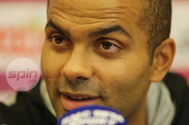France eyes dream ending to Tony Parker's great career with Les Bleus