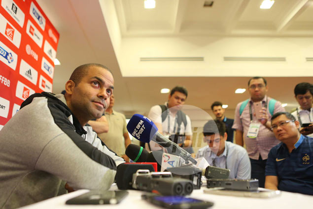 Tony Parker bares to-do list vs Gilas: 'Start strong, stay aggressive, match host's energy'