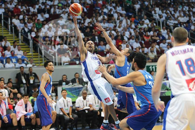 France star Tony Parker has only good words for 'very aggressive' Gilas guards
