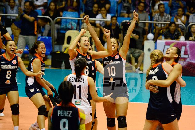Foton survives near meltdown to beat top seed Philips Gold, secures finals berth in Super Liga