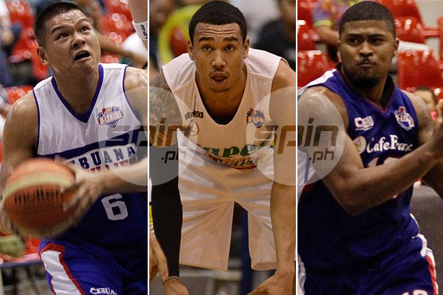 Spotlight falls on Newsome and Co. as Tautuaa, Rosario miss PBA Rookie Camp